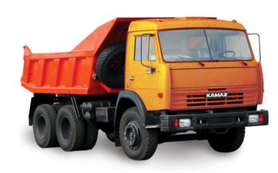 Услуги самосвала КАМАЗ 13 тонн