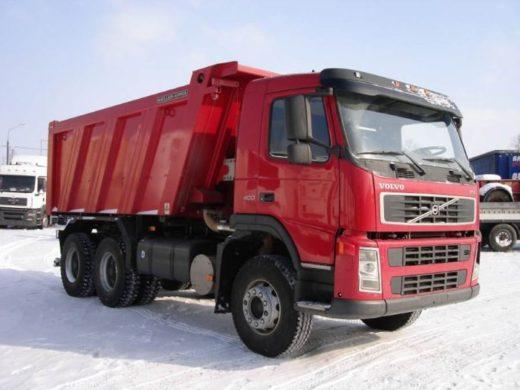 Самосвал г_п 17 тонн