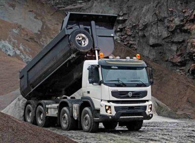 Самосвал грузоподъемностью 40 тонн (тонар)