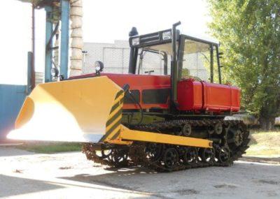 Бульдозер ДТ-75