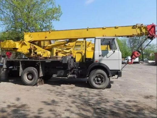 Услуги автокрана Ивановец 16 тонн